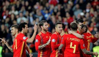 تغييرات بالجملة في تشكيلة إسبانيا بتصفيات يورو 2020