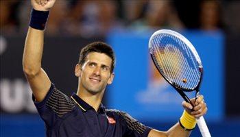ديوكوفيتش ونعومي يتربعان على عرش التنس في العالم
