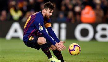 ميسي يعود لقيادة برشلونة أساسيا أمام أتلتيك بيلباو