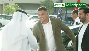 رونالدو : كرة القدم العربية تتطور بسرعة