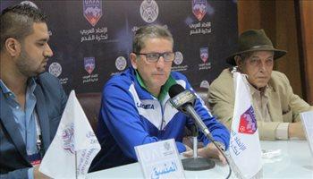 كأس زايد| جارديو: أعلم الإسماعيلي جيدا.. وسعيد بحسن الاستقبال في مصر