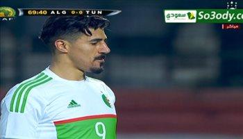 اهداف مباراة .. الجزائر 1 - 0 تونس .. مباراة ودية