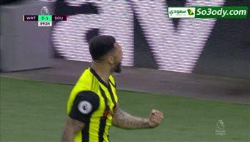 أهداف مباراة .. واتفورد 1 - 1 ساوثهامتون .. الدوري الإنجليزي