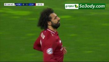 ليفربول يحرز الهدف الثاني وبورتو يقلص الفارق في دقيقتين .. دوري أبطال أوروبا