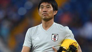 """مدرب اليابان يقترب من رقم قياسي """"لأول مرة"""" في تاريخ كأس آسيا"""