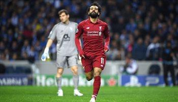 محمد صلاح يتصدر قائمة المرشحين للفوز بأفضل لاعب في الدوري الإنجليزي