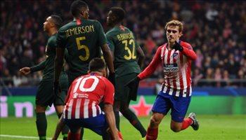 دوري الأبطال| فيديو.. أتلتيكو مدريد يعبر لدور الـ 16 بفوزا سهل على موناكو
