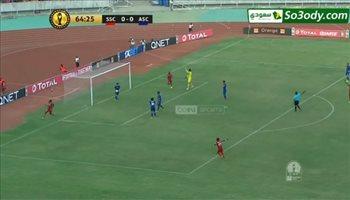 أهداف مباراة .. سيمبا 1 - 0 الاهلي .. دري أبطال أفريقيا