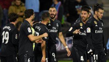 الليجا| سولاري يقود ريال مدريد لفوزا جديدا على سيلتا فيجو برباعية