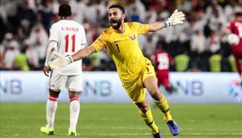 "حارس قطر يهدد ""عرش رشيدي"" في تاريخ كأس آسيا"