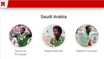 """ماجد والعويران والثنيان يتنافسون على لقب """"الأفضل في تاريخ السعودية"""""""
