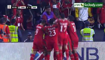 هدف عمان الثالث والمؤهل للدور الثاني .. كأس اسيا