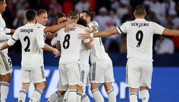 الدوري الإسباني| تعرف على تشكيل ريال مدريد في مواجهة ريال سوسييداد