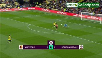 مهاجم ساوثهامبتون يسجل أسرع هدف في تاريخ الدوري الإنجليزي