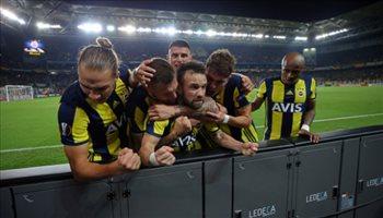 الدوري الأوروبي| فناربخشة يقصي أندرلخت من المسابقة بفوز مثير