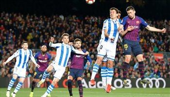 رقم قياسي جديد لميسي وبرشلونة ينفرد بالأفضل في الدوري الإسباني