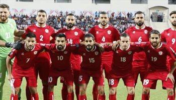 كأس آسيا| لبنان تعلن قائمتها لمناطحة كبار القارة الصفراء