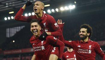 الدوري الإنجليزي  فيديو.. ليفربول يصل للنقطة 60 بفوز صعب على كريستال بالاس