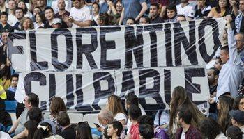 رسالة نارية من جماهير ريال مدريد لفلورنتينو بيريز عقب عودة زيدان