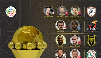 """السعودية """"تغزو"""" القارة السمراء.. رقم قياسي من لاعبي دوري المحترفين في أمم إفريقيا"""