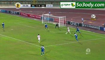 أهداف مباراة .. الهلال 1 - 2 النجم .. كأس الكونفدرالية الأفريقية