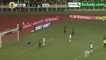اهداف مباراة .. فيتا كلوب 4 - 0 المصري ..  كأس الكونفيدرالية الأفريقية