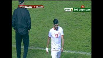 بهذه الطريقة.. اعترض ساسي على قرار استبداله أمام المغرب