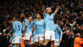 الدوري الإنجليزي| أجويرو يقود هجوم مانشستر سيتي أمام إيفرتون
