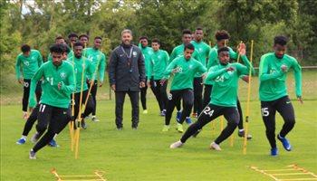 مهاجم النصر ينضم لمعسكر شباب الأخضر قبل ودية المكسيك