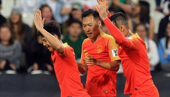 كأس آسيا| التنين إلى ثمن النهائي.. الصين تكتسح الفلبين بثلاثية