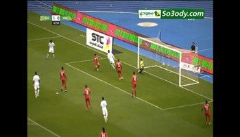 هدف السعودية الثاني في مرمي غينيا الاستوائية  .. مباراة ودية
