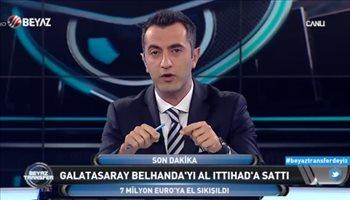 قناة تركية تعلن انتقال بلهندة للاتحاد في الشتوية
