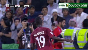 هدف قطر الثاني في مرمي الامارات .. كأس اسيا - تعليق رؤوف خليف