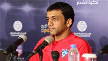 محمد الشلهوب: لا مجال للأعذار أمام النجم الساحلي.. وهدفنا تحقيق اللقب