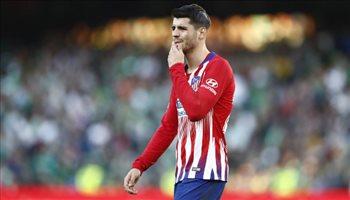 موراتا يكسر نحسه مع الفار والانتصار عنوان أهدافه في الدوري الإسباني