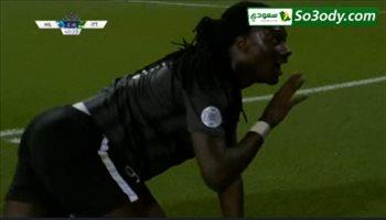 الهدف الثالث للهلال في مرمى الاتحاد السكندري كأس زايد للأندية الأبطال