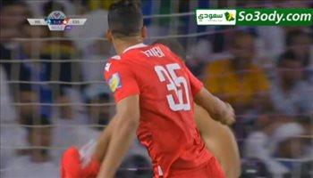 الهدف الثاني للنجم الساحلي  في مرمى الهلال ..  كأس زايد للأندية الأبطال