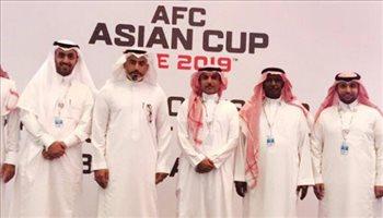 وفد الأخضر يختتم ورشة عمل كأس آسيا 2019