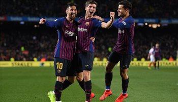 خبر سار لبرشلونة قبل مواجهة في ريال مدريد بالكلاسيكو