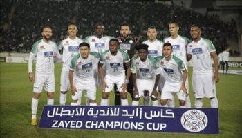 كأس زايد| الرجاء المغربي يطيح بالإسماعيلي المصري من البطولة