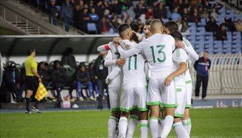 """تشكيل الجزائر.. ثنائي الشباب والاتفاق """"أساسيين"""" أمام السنغال بنهائي أمم إفريقيا"""