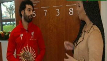 محمد صلاح يفوز بجائزة BBC للمرة الثانية على التوالي