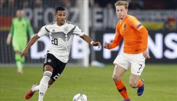 """دوري الأمم الأوروبية  هولندا إلى نصف النهائي بتعادل """"مجنون"""" مع ألمانيا"""