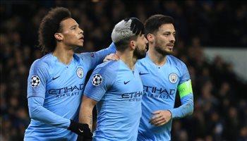 فيديو| فوز كاسح يمنح مانشستر سيتي بطاقة العبور لربع نهائي أبطال أوروبا