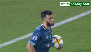 اهداف مباراة .. السد 2 - 1 الاهلي  ..  دوري أبطال آسيا