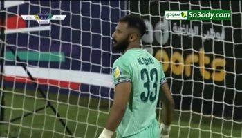 هدف الوصل الثاني في مرمي الاهلي .. كأس زايد للأندية لأبطال