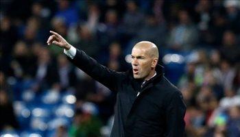 ريال مدريد الأسوأ في ليلة المئوية لزيدان ونافاس أمام إيبار