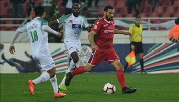 كأس زايد| النجم الساحلي يضع قدما في نصف النهائي.. بالفوز أمام الرجاء المغربي بثنائية نظيفة