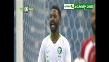 أهداف مباراة .. السعودية 3 - 2 غينيا الاستوائية .. مباراة ودية