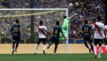بوكا جونيورز يقيل مدربه عقب خسارة كأس ليبرتادوريس